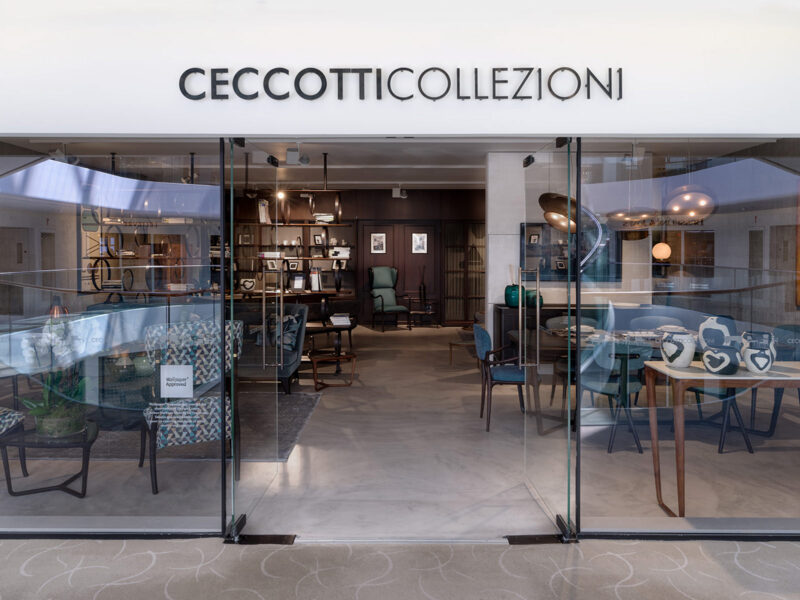 Ceccotti Collezioni Store London