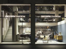 Ceccotti Collezioni inaugura il suo nuovo flagship store a Milano